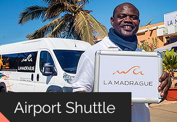 Airport Shuttle - Dakar - Senegal